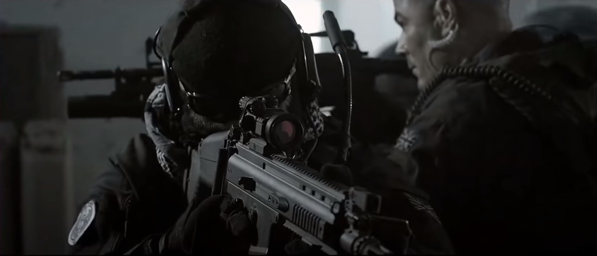 Playfight Vfx Production Call Of Duty Operation Kingfish